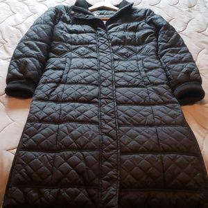Long Puffy Jacket